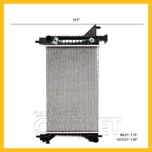 1995 ford mustang gt radiator ebay. Black Bedroom Furniture Sets. Home Design Ideas