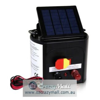 3km Solar Power Animal Electric Fence Charger