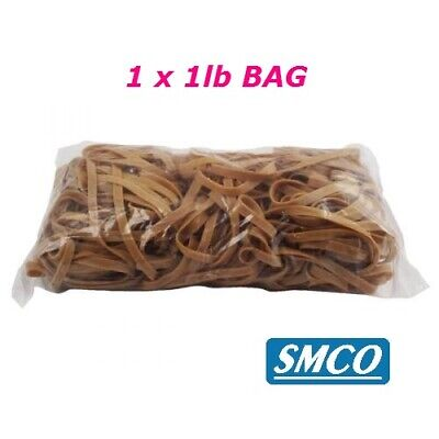Elastic Rubber Bands Extra Large Small No 10 18 32 34 38 64 69 89 108 Asst Bulk