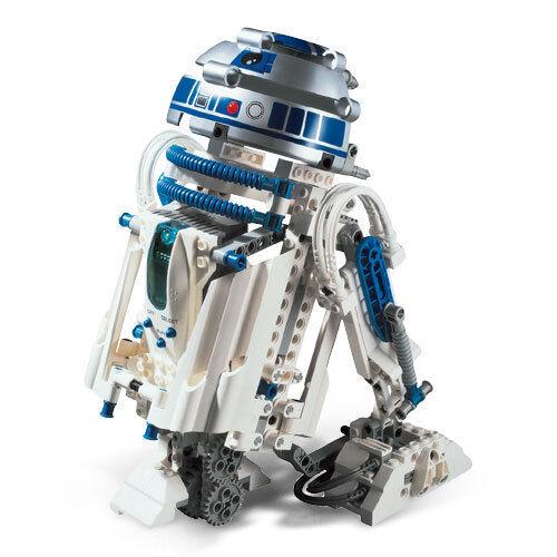 Lego Mindstorms Star Wars Droid Robot Developer Kit Including