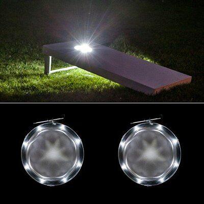 Outdoor Sports 16 Color-Changing Corn Hole Lights Bright LED Cornhole R Alritz Cornhole Lights