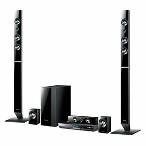 Samsung 1000Watt Smart Wi-Fi 5.1 Channel 3D Blu-ray Home Theatre