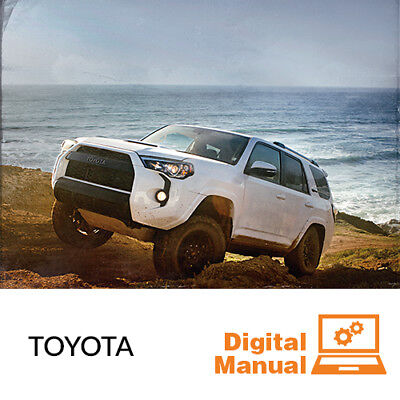 Toyota   Service And Repair Manual 30 Day Online Access