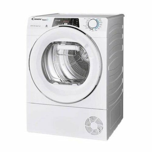 Candy ROH10A2TCE Heat Pump Condenser Dryer, Huge 10kg, Easy Case Reservoir, A++
