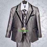 Boys Wedding Suit
