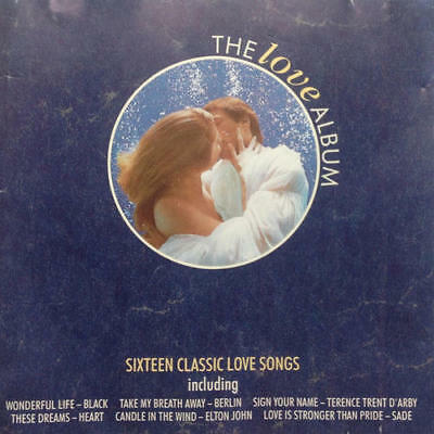 The Love Album (Various Artists)