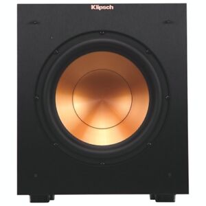 Klipsch R10SW 10IN   Powered Subwoofer - New in box