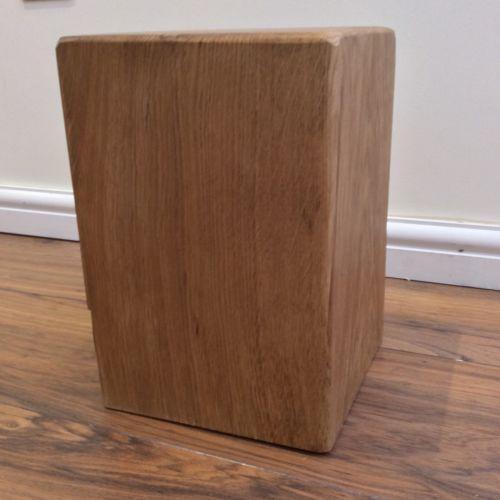 Oak Block Home Furniture Diy Ebay