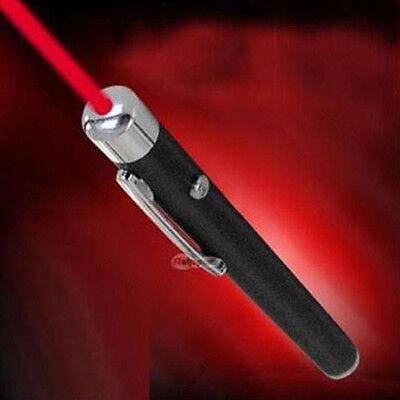 650nm 5mW Red Laser Pointer Pen Beam Light High Power Lazer for Teachers Handy a