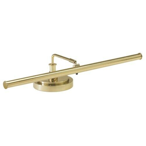 House of Troy Polished Brass LED Piano Lamp PLED101-61 Light