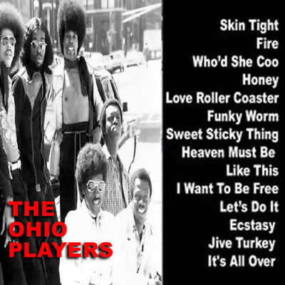 Best Of The OHIO Players Old School Classics Mix Edition Mixtape