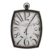 Large Antique Wall Clock