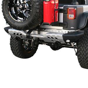 jeep wrangler rear bumper pare chock arriere 2007-2014
