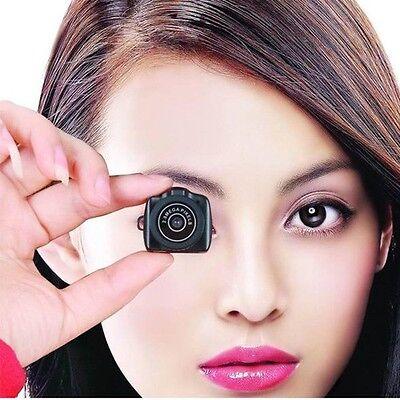 Small Mini Spy Camera Camcorder Pinhole Dvr Hidden Digital Video Recorder Webcam