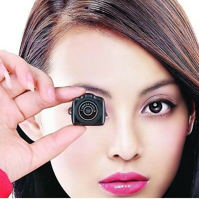 Small Mini Spy Camera Camcorder Pinhole DVR Hidden Digital V