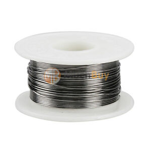 New-63-37-Tin-Lead-Rosin-Core-Solder-Wire-0-6mm-USA