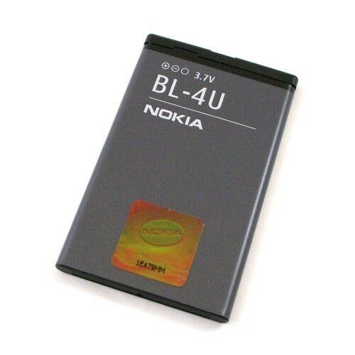 BL-4U BL4U Original Nokia 1000mAh Battery Origin Nokia For Asha 300