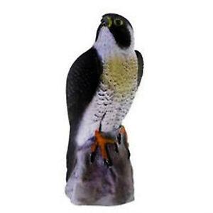 Falcon Pest Deterrant Garden Lawn Pond Bird Cat Scarer Decoy Decorative Hawk