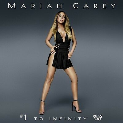 Mariah Carey    1 To Infinity  New Vinyl  Gatefold Lp Jacket  180 Gram  Download