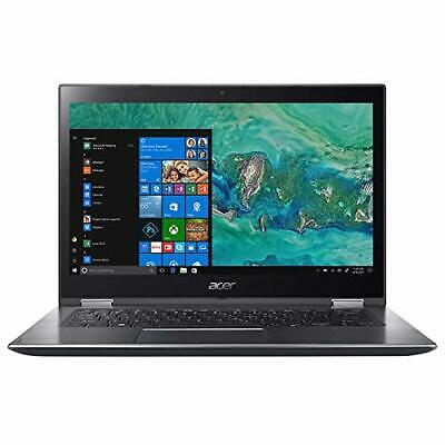 "Acer Spin 3 14"" Touchscreen Laptop: Intel Core i3-8130U, 128GB SSD, 4GB RAM"