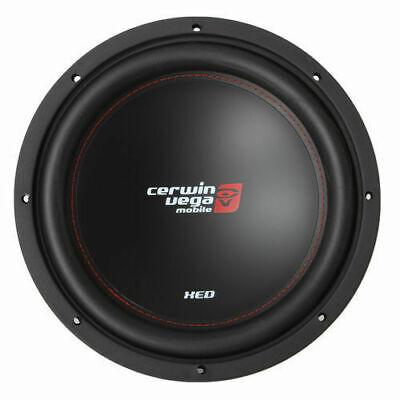 New Cerwin-Vega XED12V2 XED12 1000W MAX  12
