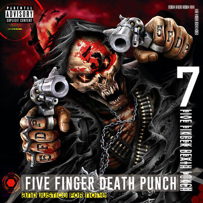 Five Finger Death Pu   And Justice For None  Deluxe Edition   New Cd  Explicit