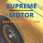 SupremeMotor - Let's build you one!