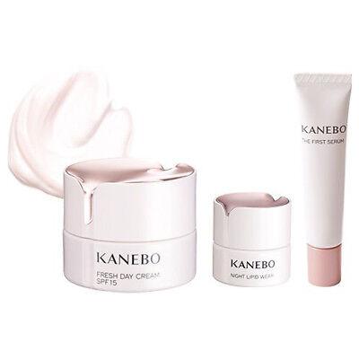 [KANEBO] Fresh Day Cream Kit - Limited Edition Skin Care