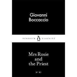 Mrs Rosie and the Priest (Penguin Little Black Classics), Boccaccio, Giovanni, V