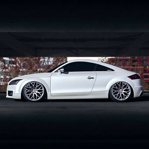 audi tt mk2 alloy wheels 20 raywell jrr hyper silver. Black Bedroom Furniture Sets. Home Design Ideas