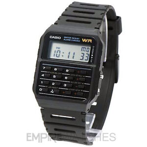 NEW-CASIO-DATABANK-CALCULATOR-RETRO-WATCH-CA-53W-RRP-35