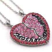 Mom Daughter Necklace