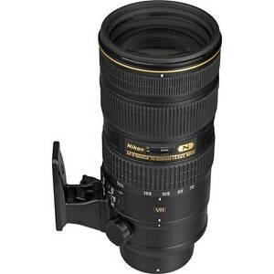 Nikon AF-S NIKKOR 70-200mm f/2.8G ED VR II Lens Runcorn Brisbane South West Preview