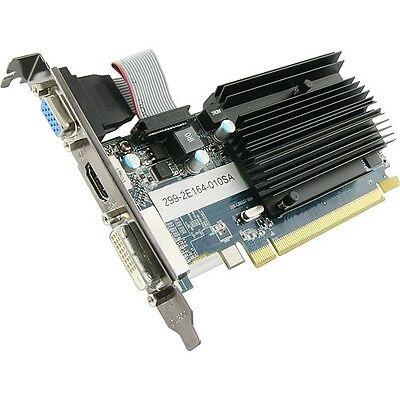 Grafikkarte PCIe Sapphire ATI RADEON HD 6450 (1024 MB) silent, HDMI,DVI,VGA*NEU* online kaufen