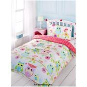 Owl Bedding