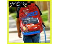 Official Disney Cars Character Ex-Large School Backpack