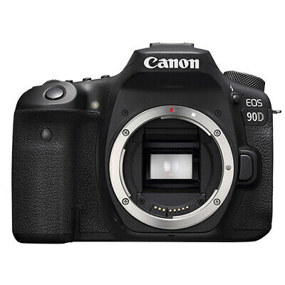 Canon EOS 90D 32.5MP 4K Digital SLR Camera Body