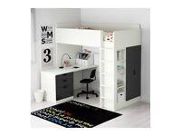 Ikea Stuva Loft Bed £200 Ono