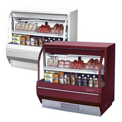 Turbo Air Tcdd-48-2-l 48-inch Curved Glass Refrigerated Bakery Display Case - 9