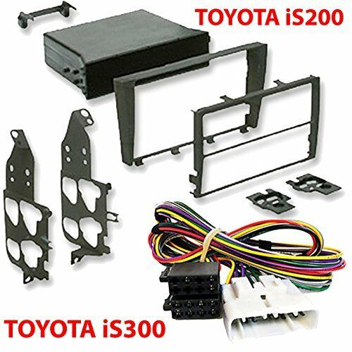 T1 Audio Lexus Car Stero Fitting - Kit Fascia Panel with Amplifier Bypass Lead