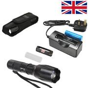 CREE Torch T6 Zoomable