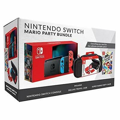 Nintendo Switch Mario Party Bundle Brand New