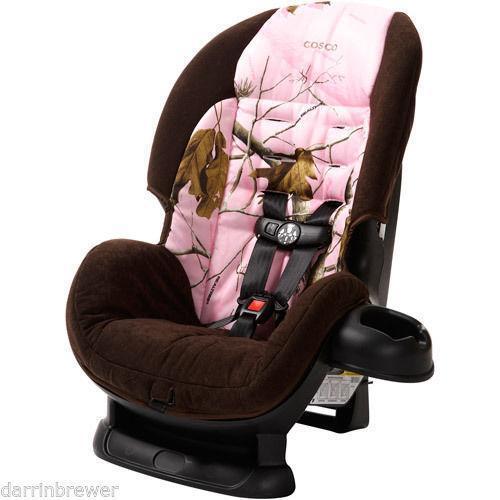 Realtree Car Seat