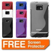 Samsung Galaxy S2 Clear Silicone Case