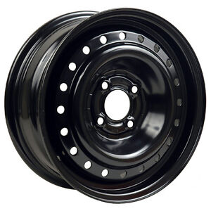 BRAND NEW - Steel Rims for Ford Focus Kitchener / Waterloo Kitchener Area image 2
