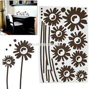 Removable Wall Stickers Coffee