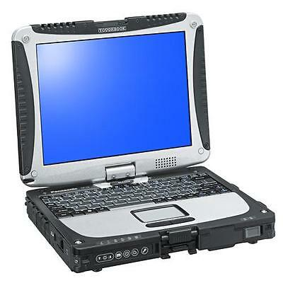 Panasonic Toughbook CF-19 MK3 WIN 7 Pro VPro 1.2Ghz 4GB 500GB Tablet HSDPA 3G
