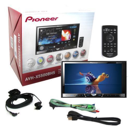 pioneer avh x5500bhs ebay