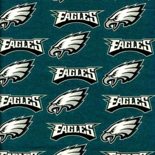 Philadelphia Eagles Fabric Ebay