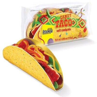 Raindrops Mexican Taco gummy Gummi candy party favor buffet gumi Bar Mitzvah